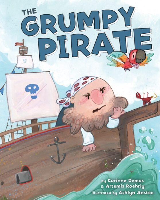 grumpy pirate cover